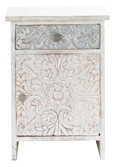 White-Carved-Wood-Chest-via-Maisons-du-Monde