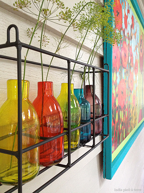 Poppy-Prints-and-Arhaus-Glass-Bottles