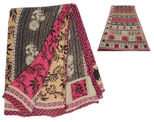 Sari from vintagehaat on eBay