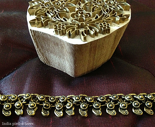 Brass Patterns from India