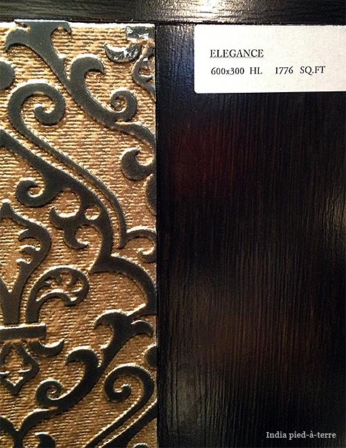 Close-Up of Elegance Tile by Bagno Stiles