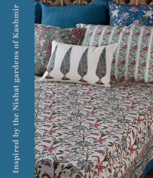 Good Earth India Bedcoverings
