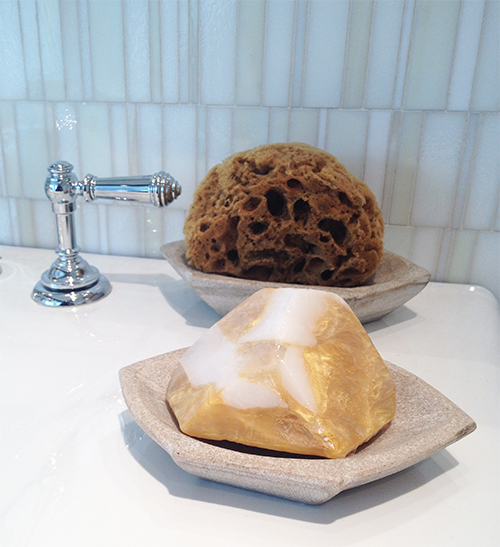 Soap Geodes at PIRCH