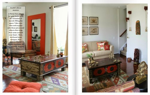 The East Coast Desi Home in Curated Magazine