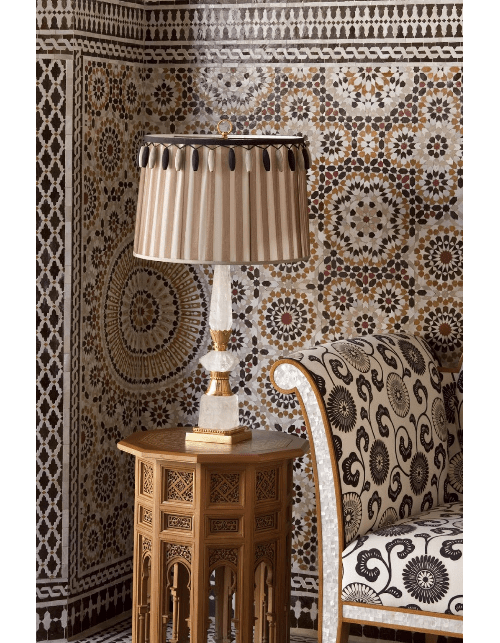 Royal Mansour Patterns