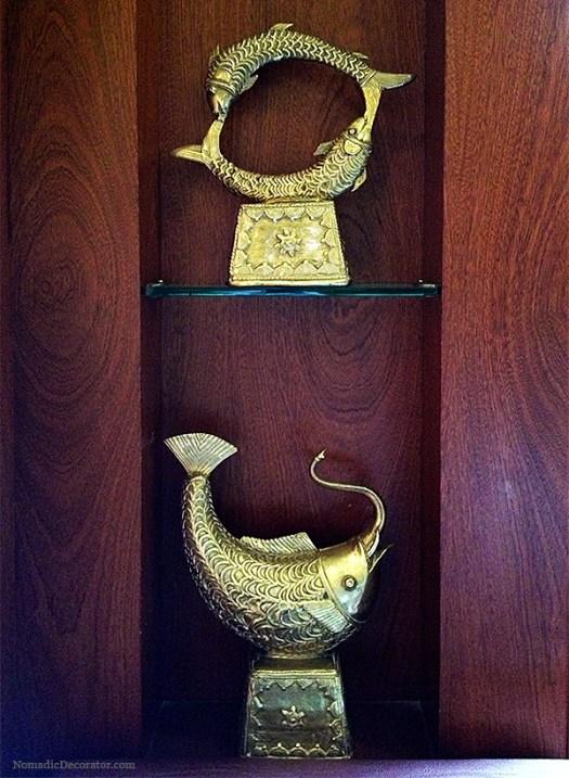 Brass Indian Figurines