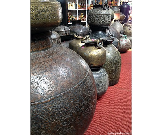 India Water Jugs at Crafters