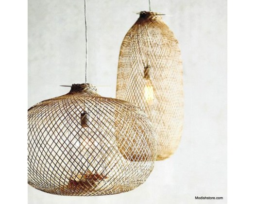 Basket Cloche Lights from Modish Store