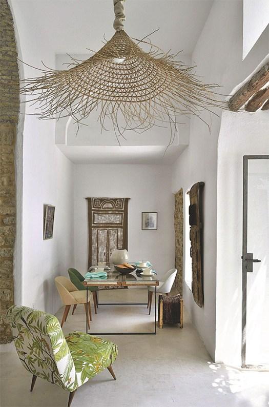 Fish Trip Pendant Light via Cote Maison in Tunisia