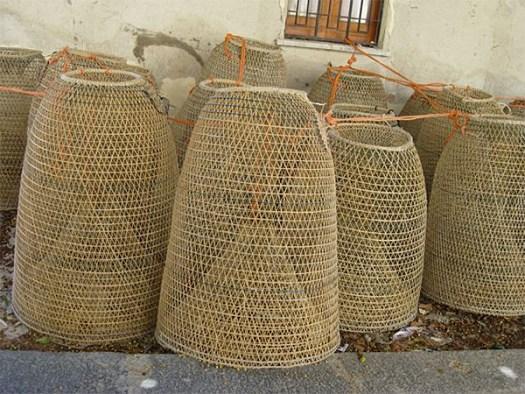 Fish traps in Italy via Strangetrader