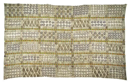 Adinkra Cloth from Hamill Gallery
