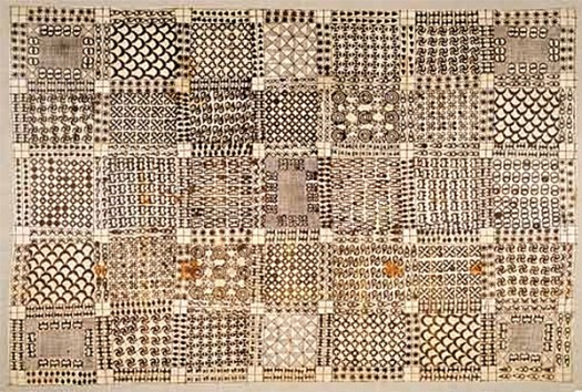 Adinkra Cloth from Smithsonian