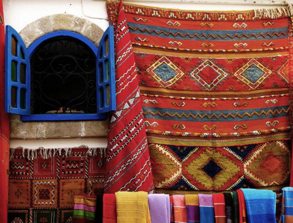 essaouira carpets 3