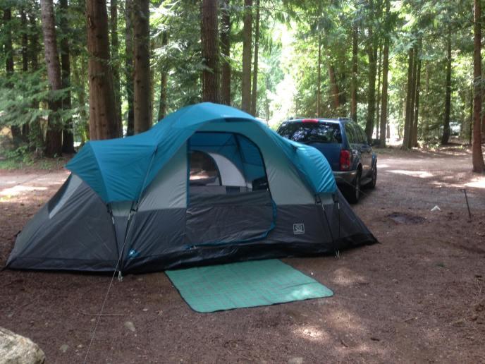 Brannen Lake Campground