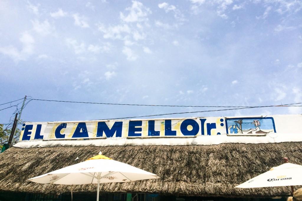 El Camello restaurant