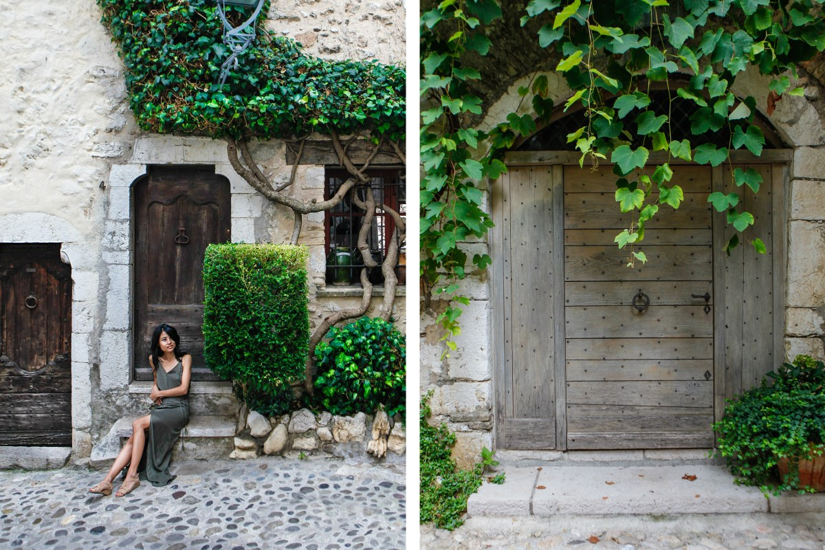 Nomadic Fare in Saint Paul de Vence