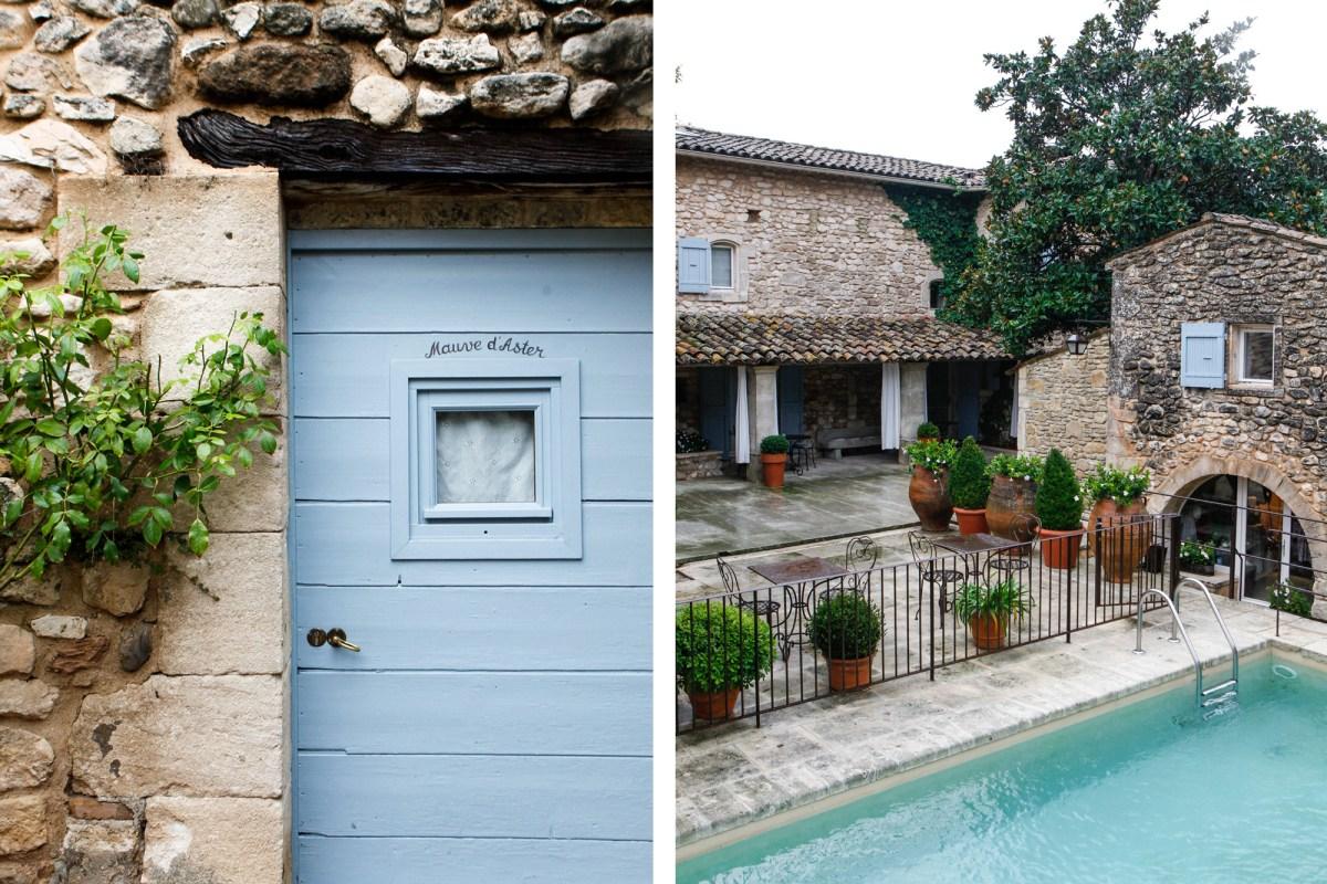 Nomadic Fare at La Bastide de Marie in Menerbes, France, Provence