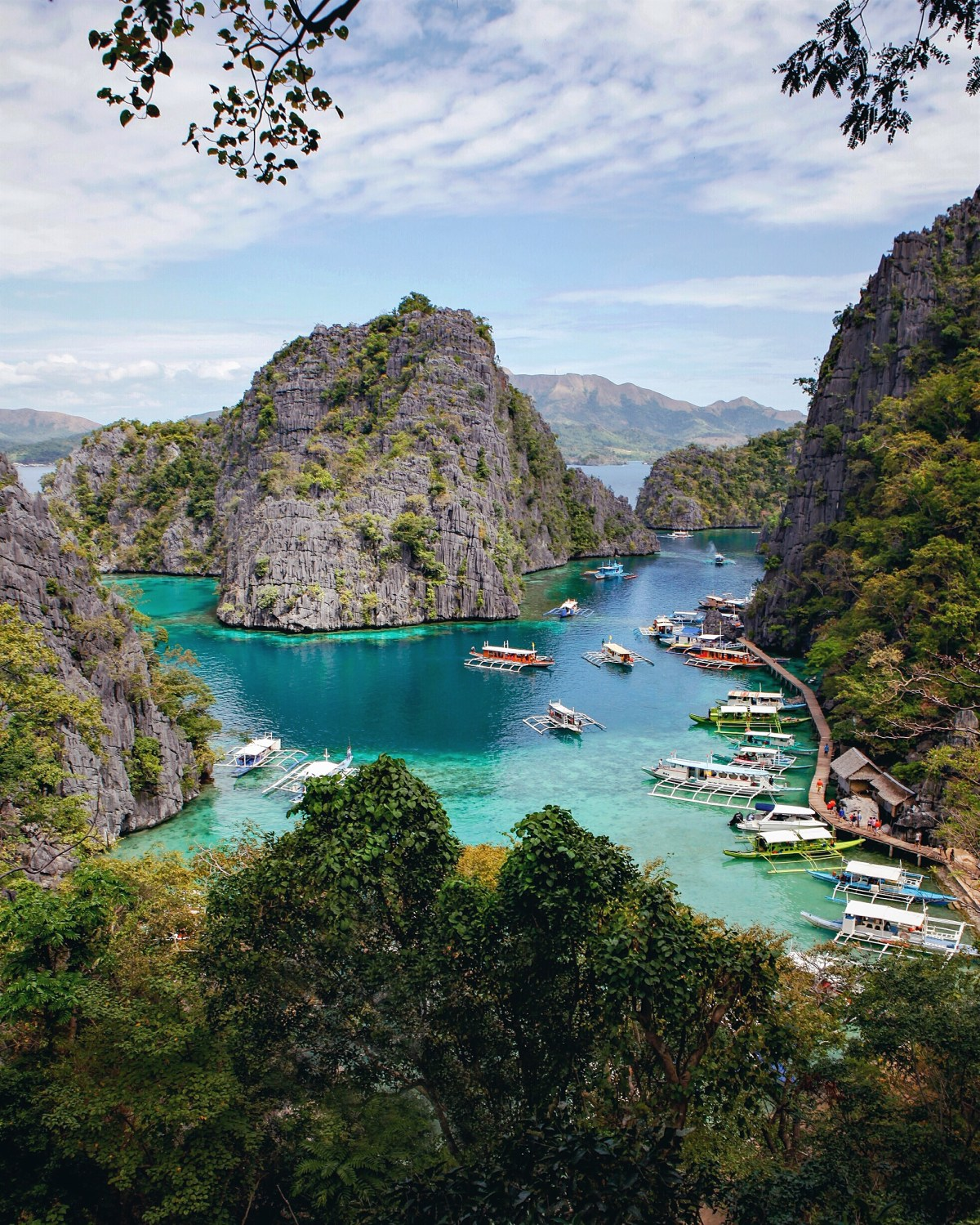 Nomadic Fare in Coron, Palawan, Philippines