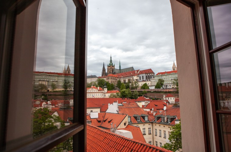 Nomadic Fare in Augustine Prague Czech Republic