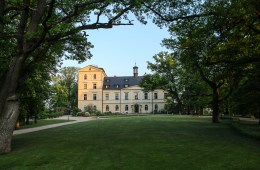 Nomadic Fare at Chateau Mcely in CzechRepublic