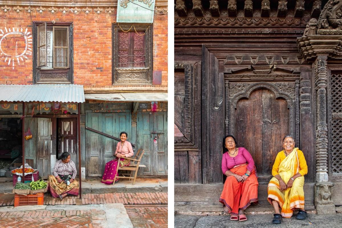 Panauti Village in Kathmandu Valley
