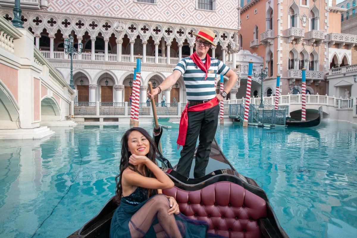 Nomadic Fare at The Venetian