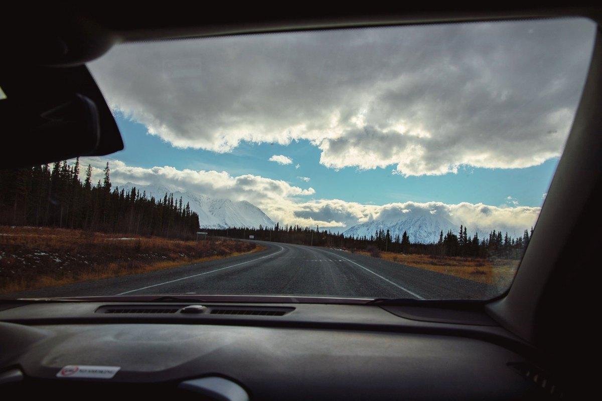 Nomadic Fare in Yukon, Canada
