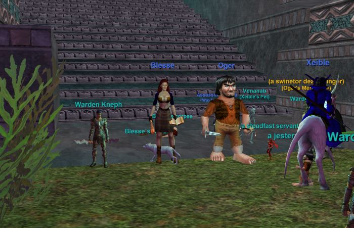 From 8 to 13 in Crescent Reach #EQ #EverQuest – Nomadic Gamers, eh!