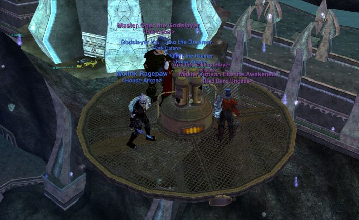 New Missions, New Friends, Old Guilds #EverQuest – Nomadic