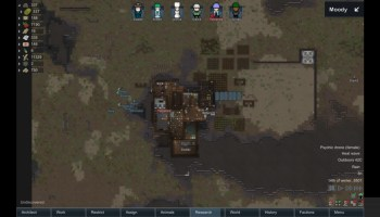 Rimworld Research Mod