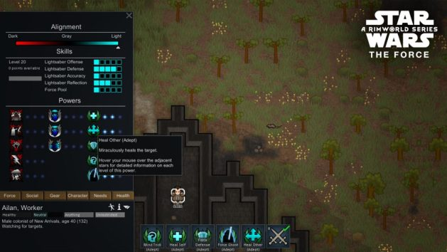 RimWorld – Star Wars – Nomadic Gamers, eh!