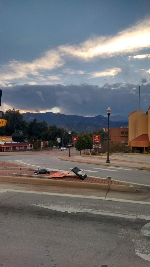Colorado Springs Views
