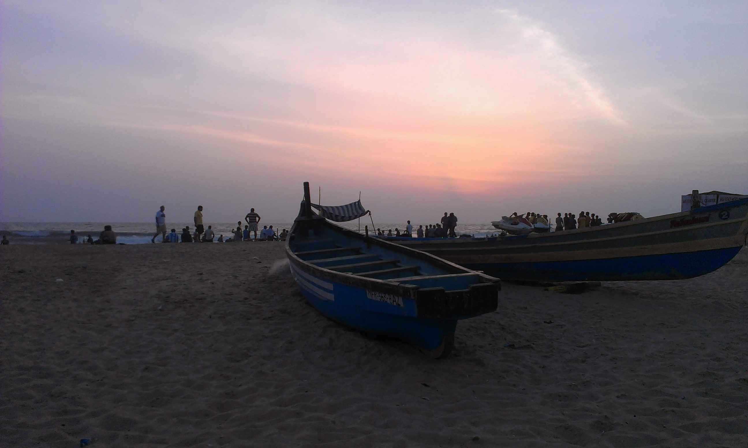 Baga - Crowded & Beautiful