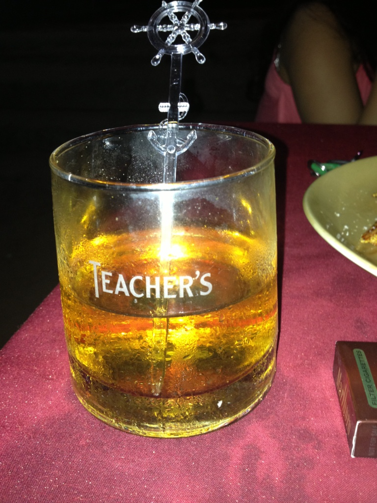 Teachers with Red Bull - Favorite Drink in Goa