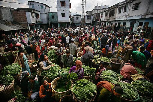 Shillong's Bara Bazaar