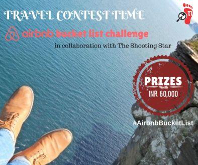 Contest Alert – AirBnB Bucket List Challenge
