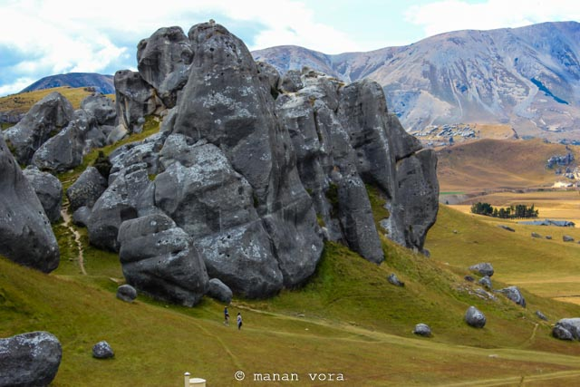 Elephant Rocks, Arthurs Pass