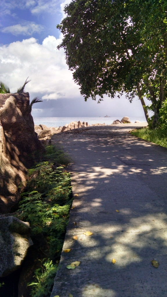 Bicycle Ride, La Digue