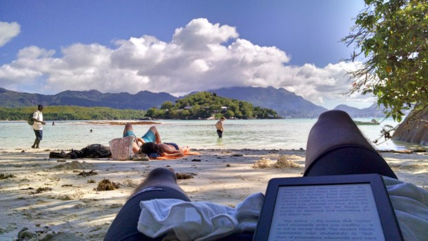 Seychelles Moyenne Island