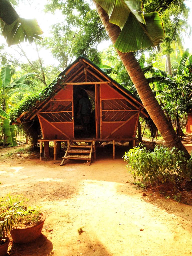 Bamboo Center, Auroville