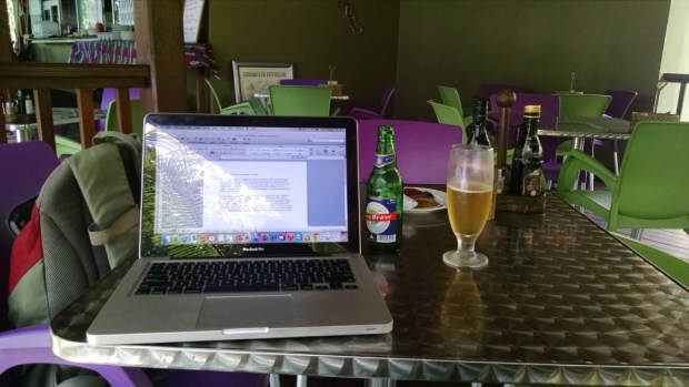 Digital Nomad Lessons - Workplaces Look Like This