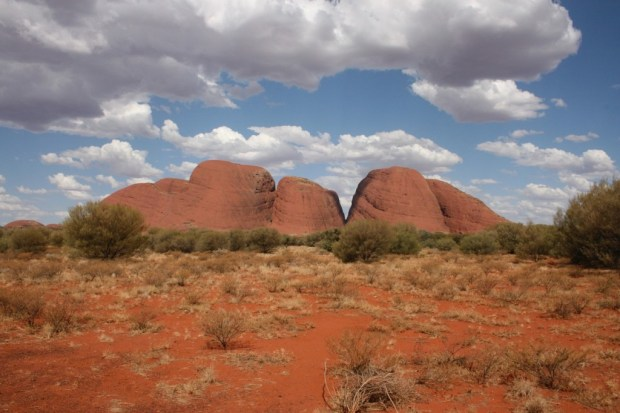 The Red Centre of Australia