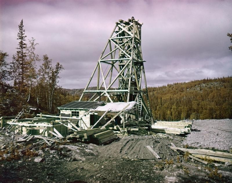 Nicholson Mine
