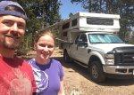 Full-Time Truck Camper Home: YOLOM