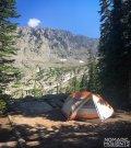 Upper Ouzel Camping Spot