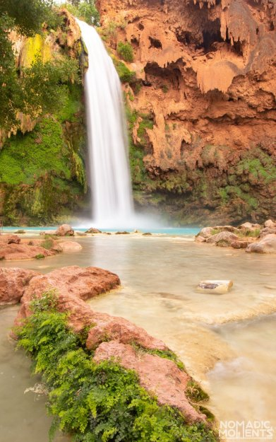 Backpacking Havasu Falls