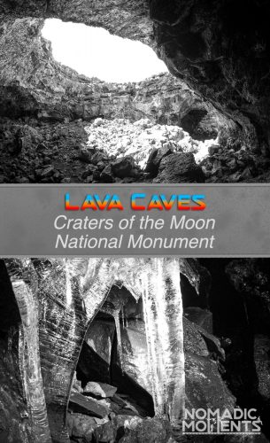Lava Caves - Craters of the Moon National Monument