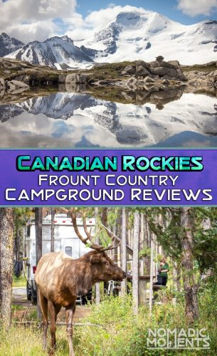 Canadian Rockies Campgrounds