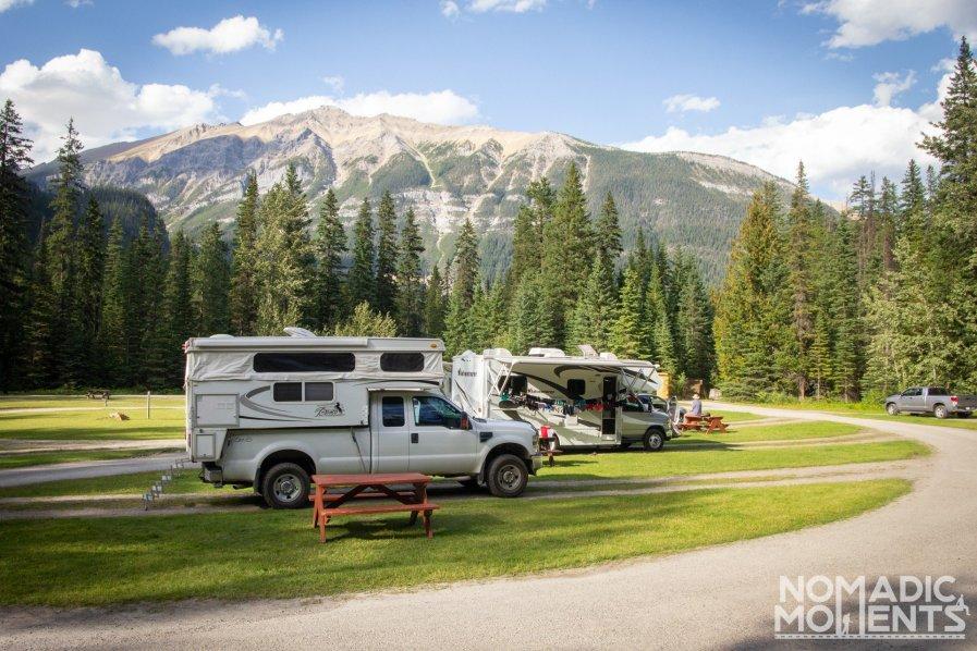 Kicking Horse - Canadian Rockies Campgrounds