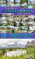 Opabin Plateau Circuit